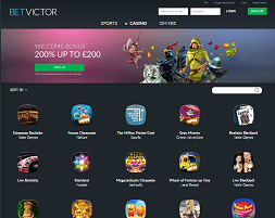 betvictor deposit limit