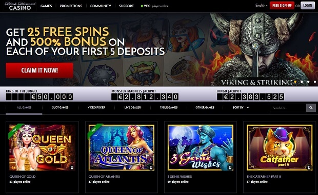 Online casino $25.00 deposit mega millions jackpot holland casino