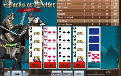 Video Poker Casinos