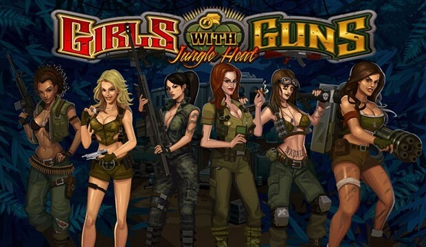 Girls with Guns Slot