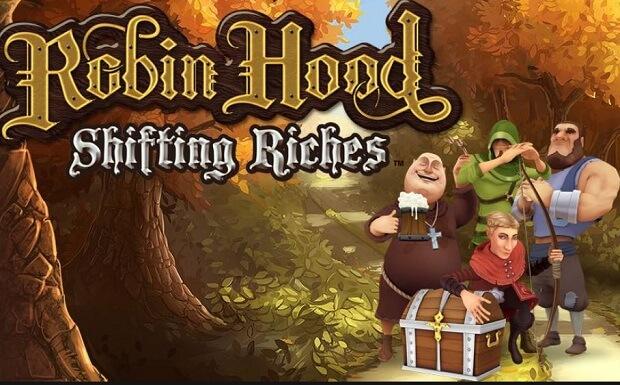Robin Hood – Shifting Riches Slot