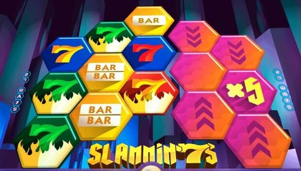 Slammin 7s Slot