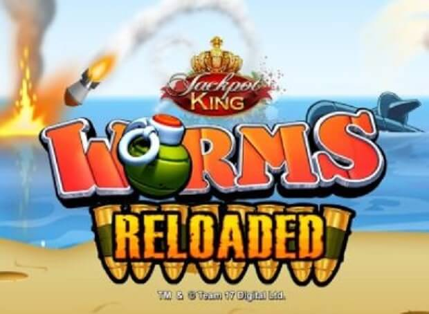 Worms – Reloaded Slot
